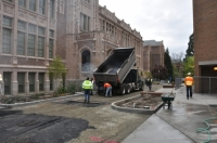 University of Washington Paving Project