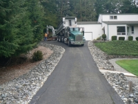 Custom Private Driveways Projects in the Seattle, WA Area