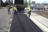 Redoing City Streets in Seattle, WA