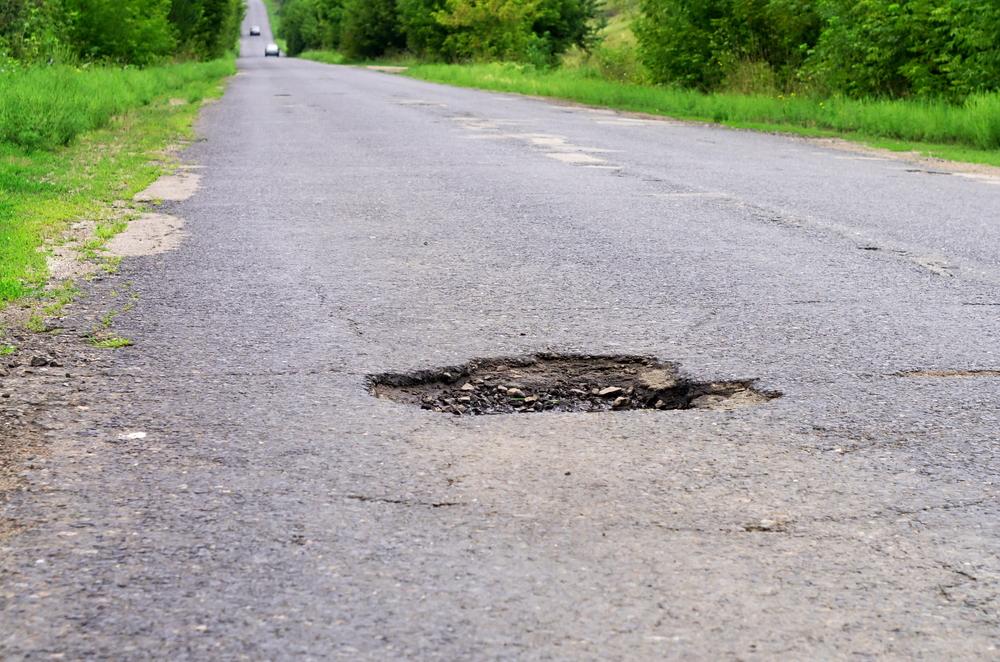How Rain Causes Potholes