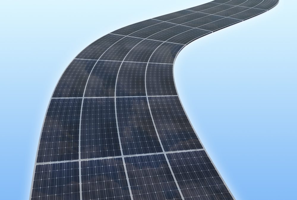 Are Solar Panels the Roads of the Future?