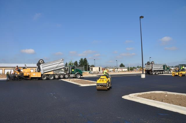 When Is the Best Time to Have Commercial Asphalt Paving Performed?