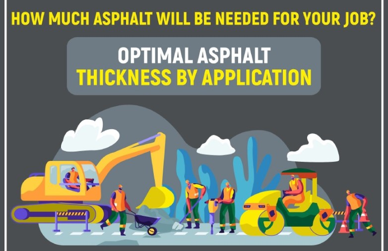 How Much Asphalt Will Be Needed For Your Job?