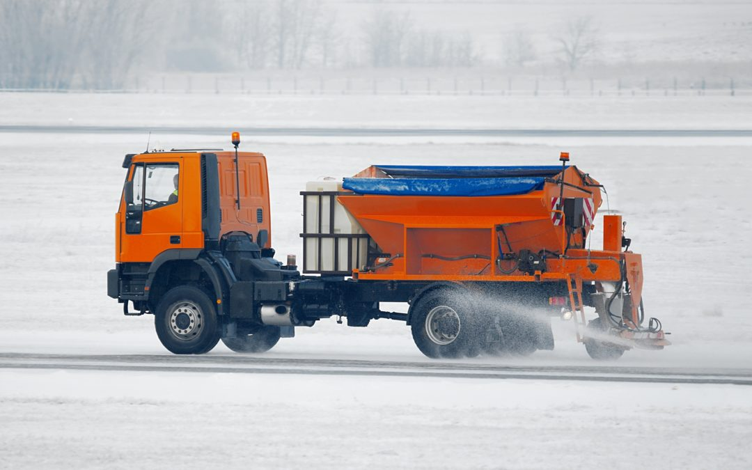 To Salt or Not to Salt – De-Icing Options for Asphalt Pavement